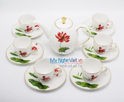 Bộ trà 0.47L – Anna – Hương Sen - MNV - 68470342103