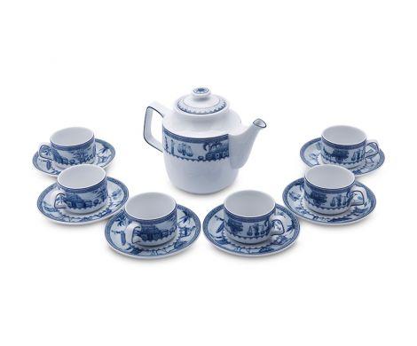 Bộ trà 0.7 L – JASMINE – Thôn Dã - MNV-01071117903