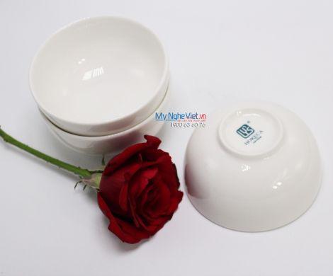 Chén súp 10cm trắng ngà - MNV - 591001000