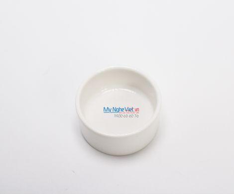Chum thấp 3 cm trắng ngà - MNV - 020398000