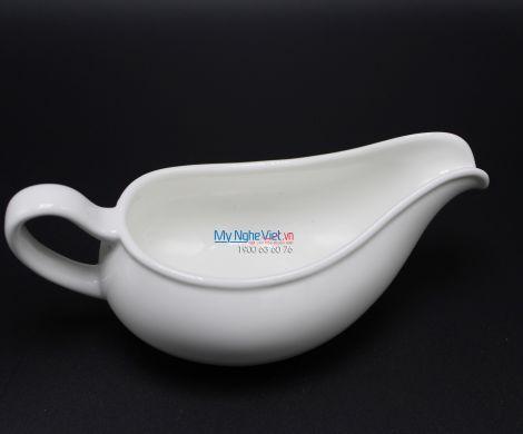 Gàu rót sốt 0.18 L trắng ngà - MNV - 181818000
