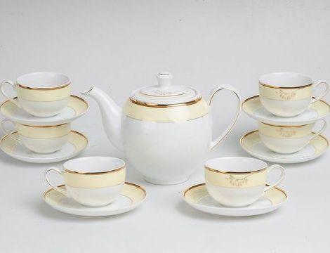 Bộ bình trà 1.1l Camellia Hương Biển Kem - MNV - 01113808903