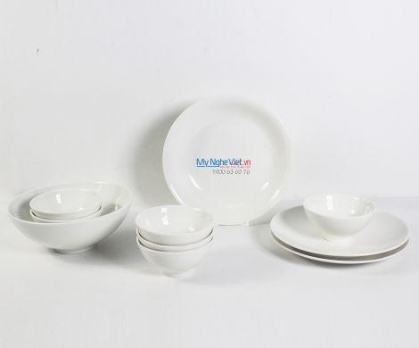 Bộ bàn ăn – Daisy – Trắng ngà - MNV - 461028000