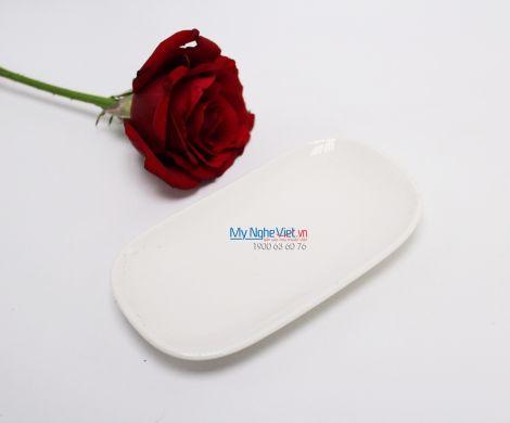 Khay khăn 13 cm trắng ngà - MNV - 351306000