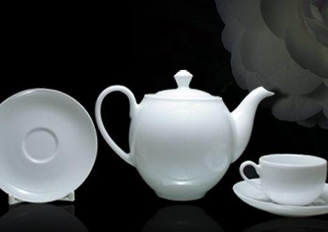 Bộ trà 0.5L bộ Camellia trắng - MNV - 01503800003