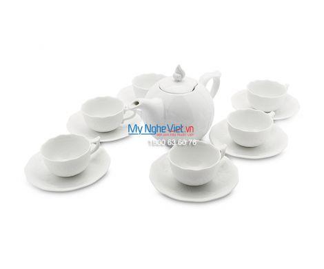 Bộ trà 0.7L – SEN – Trắng - MNV-01303000003
