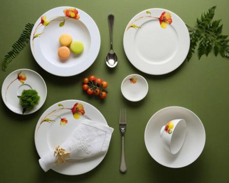 Bộ bàn ăn – Jasmine – Anh túc - MNV-471028427