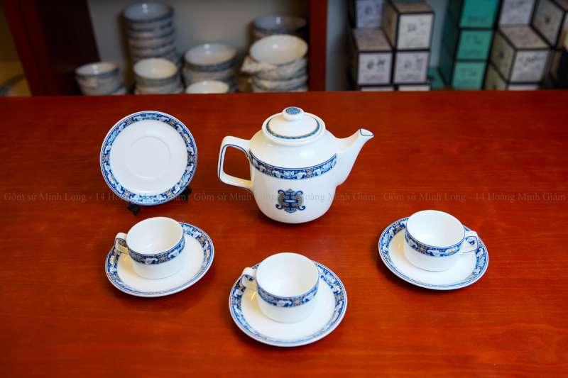 Bộ trà 1.1 lít phúc lộc thọ - MNV - 01111113903