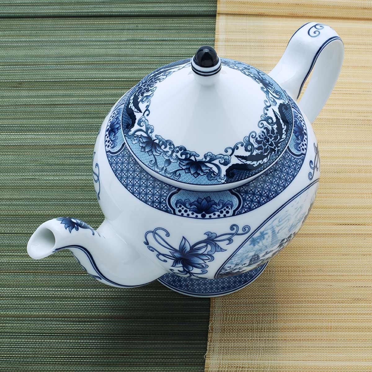 Bộ trà 1.3L – HOÀNG CUNG – Hồn Việt - MNV-HC01134003803