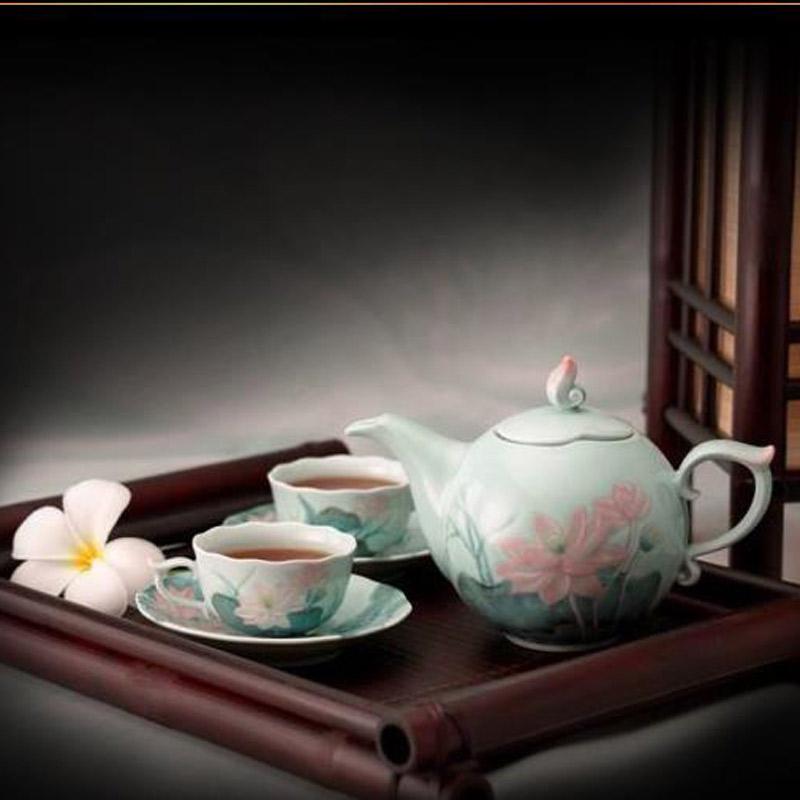 Bộ trà 0.7L – SEN – Trang Trí Màu - MNV-68700902203
