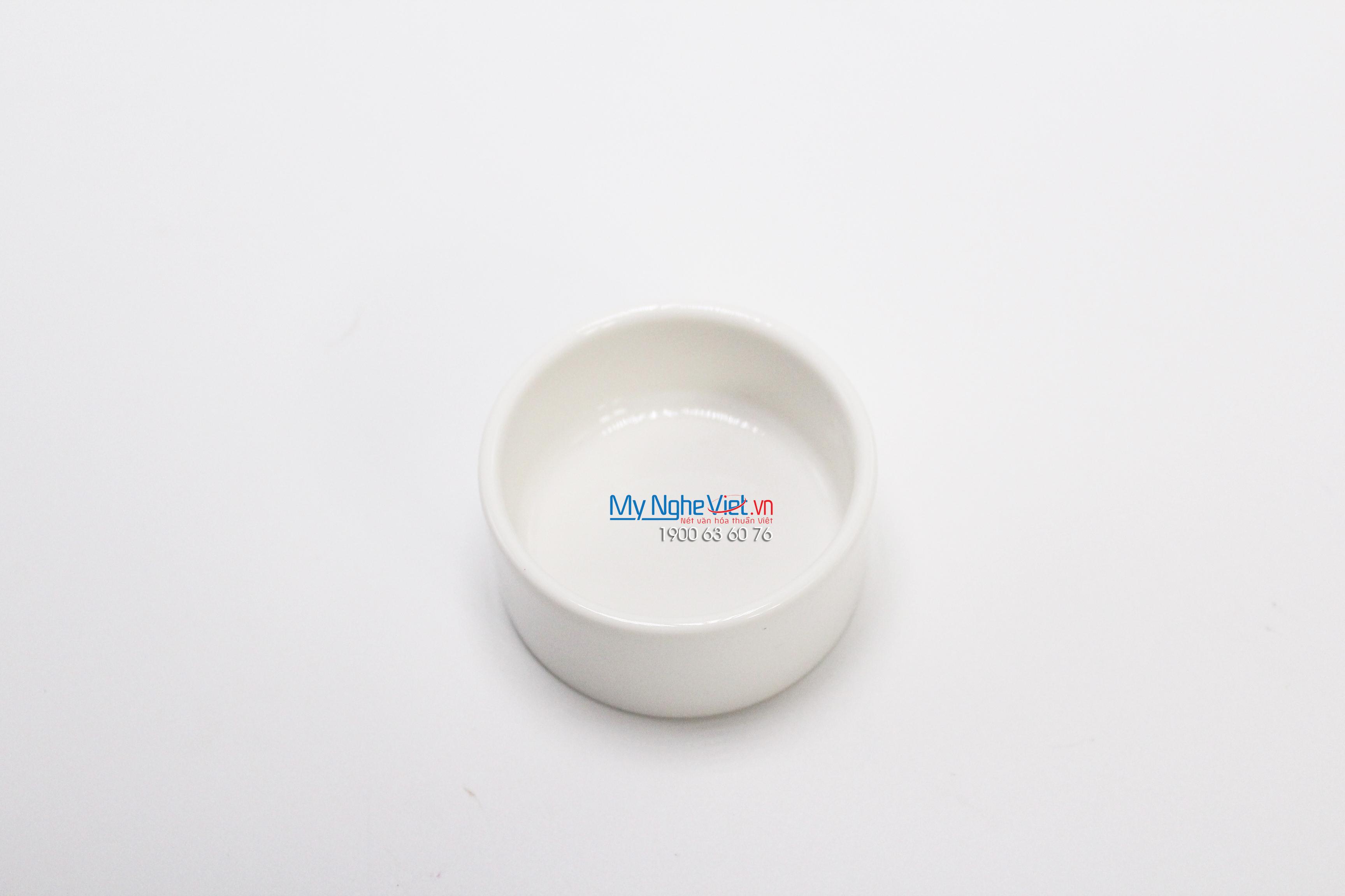 Chum cao 5.5 cm trắng ngà - MNV - 020598000