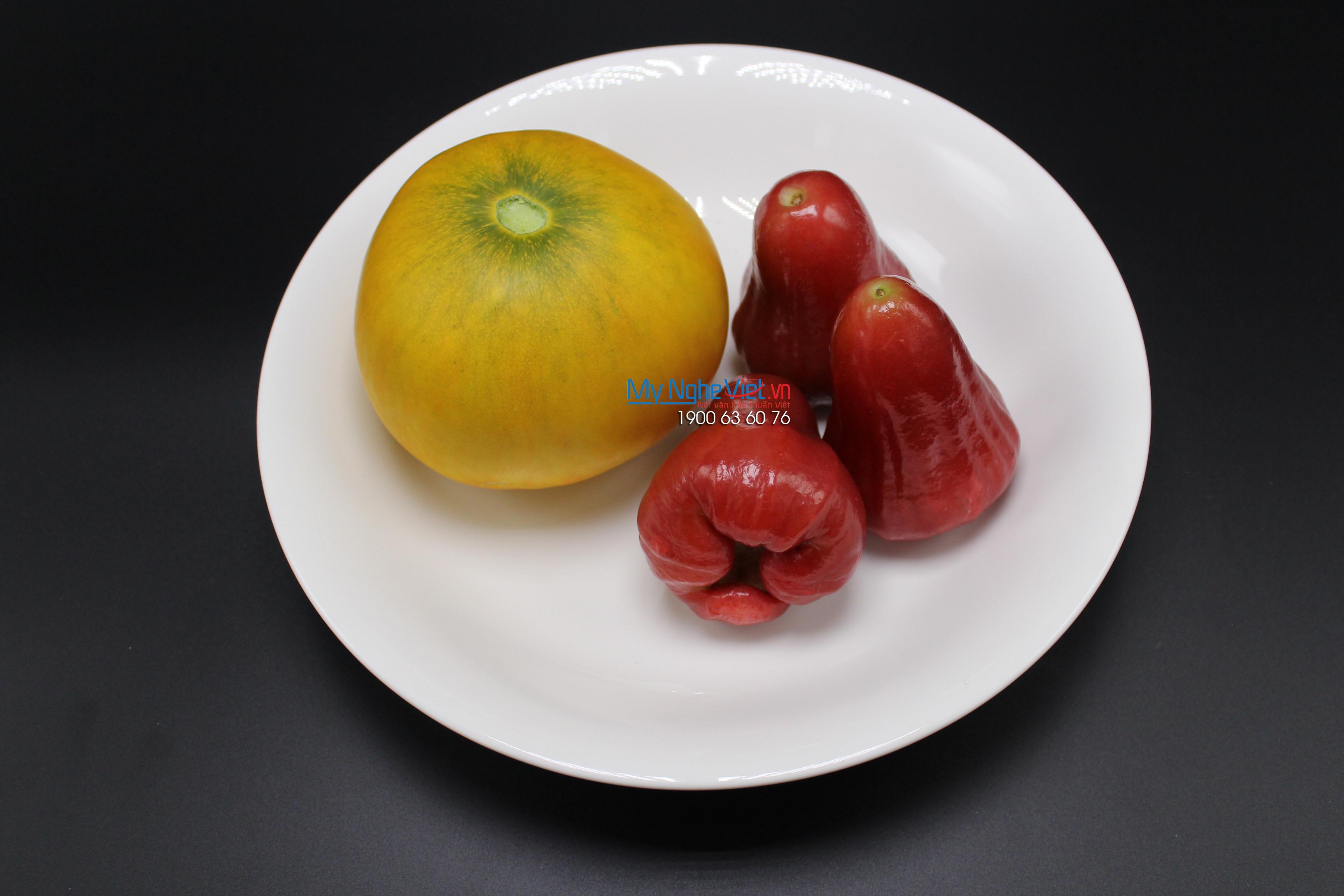 Dĩa súp 23 cm trắng ngà - MNV - 632301000