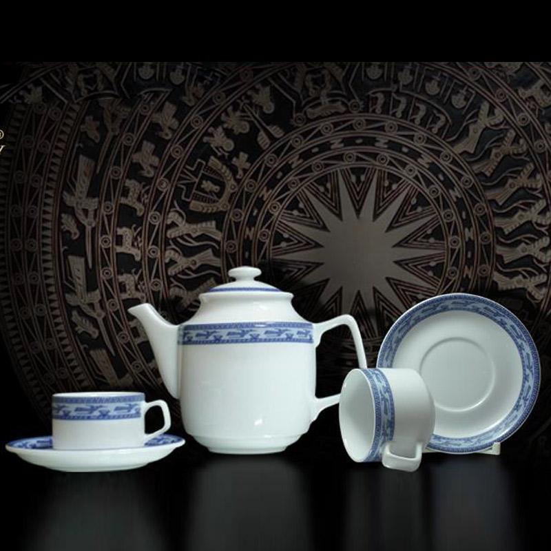 Bộ trà 0.7 L – JASMINE – Chim Lạc - MNV-01071100103
