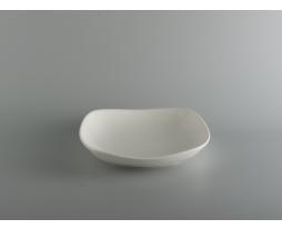 Dĩa vuông sâu 20 cm trắng ngà - MNV - 572042000