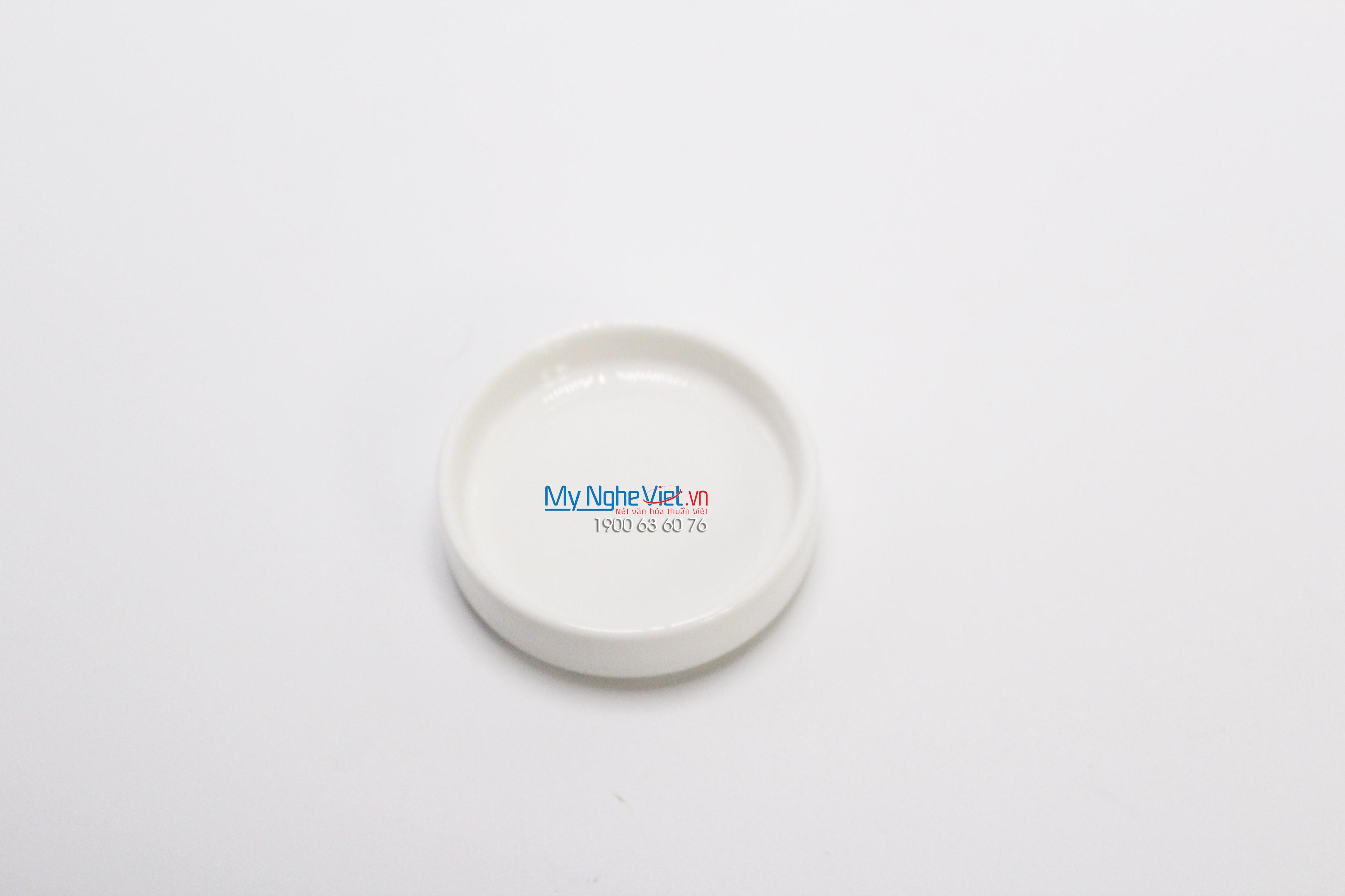 Nắp chum 1.8 cm trắng ngà - MNV - 020199000