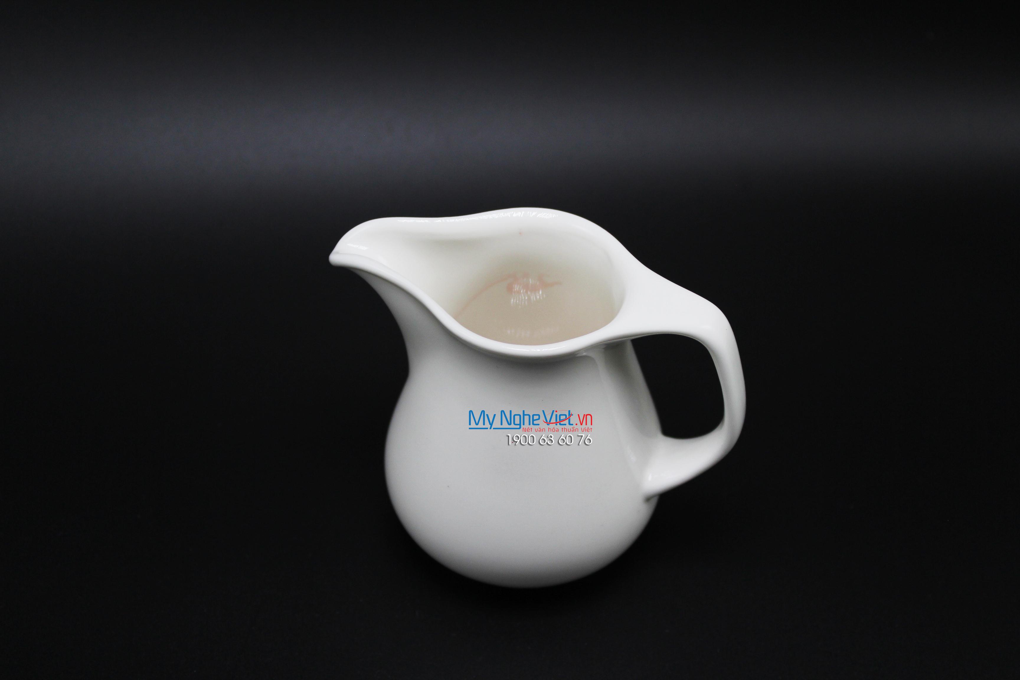 Rót sữa 0.29L trắng ngà - MNV - HM012981