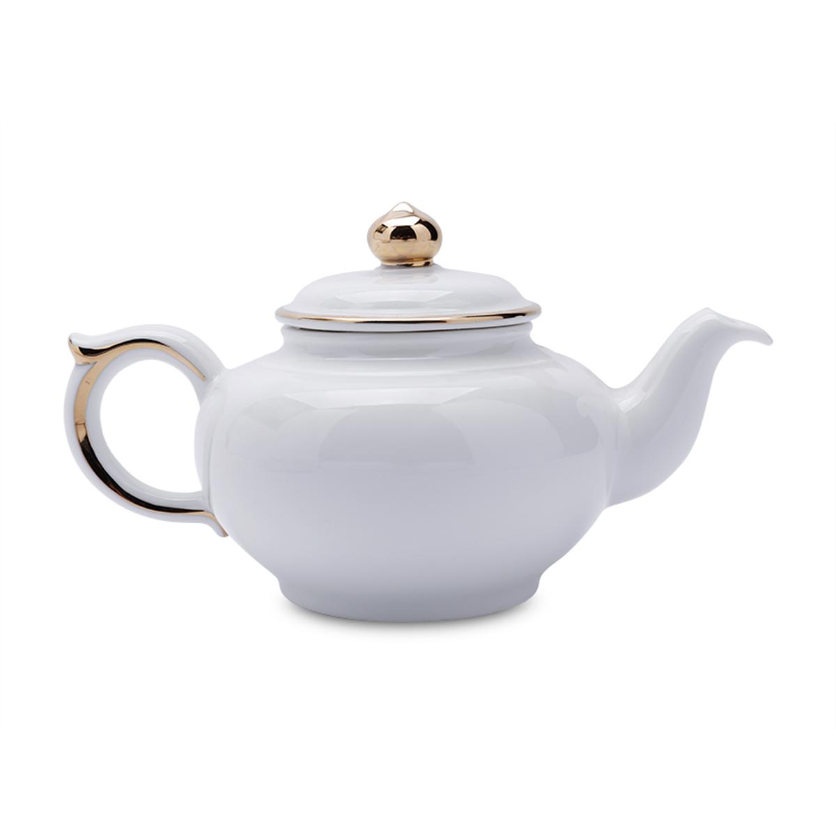 Bộ trà 0.35L – JASMINE – Viền Chỉ Vàng - MNV-01359001403