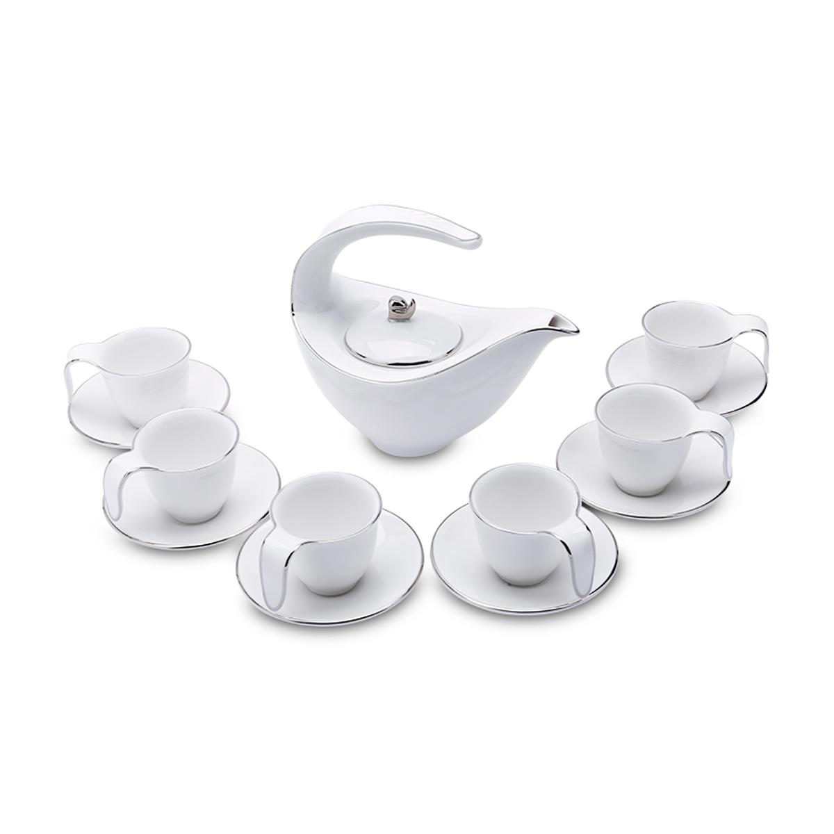 Bộ trà 0.45L – Anh Vũ – Chỉ Bạch Kim - MNV-AV01458004303